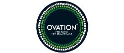 ovation lamb logo