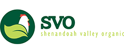 shenandoah valley organic chicken logo